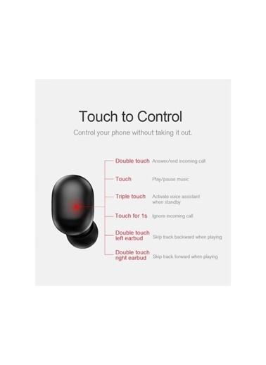 Haylou Gt1 Pro Dokunmatik Kablosuz Bluetooth 5.0 Kulaklık GT1  PRO Siyah
